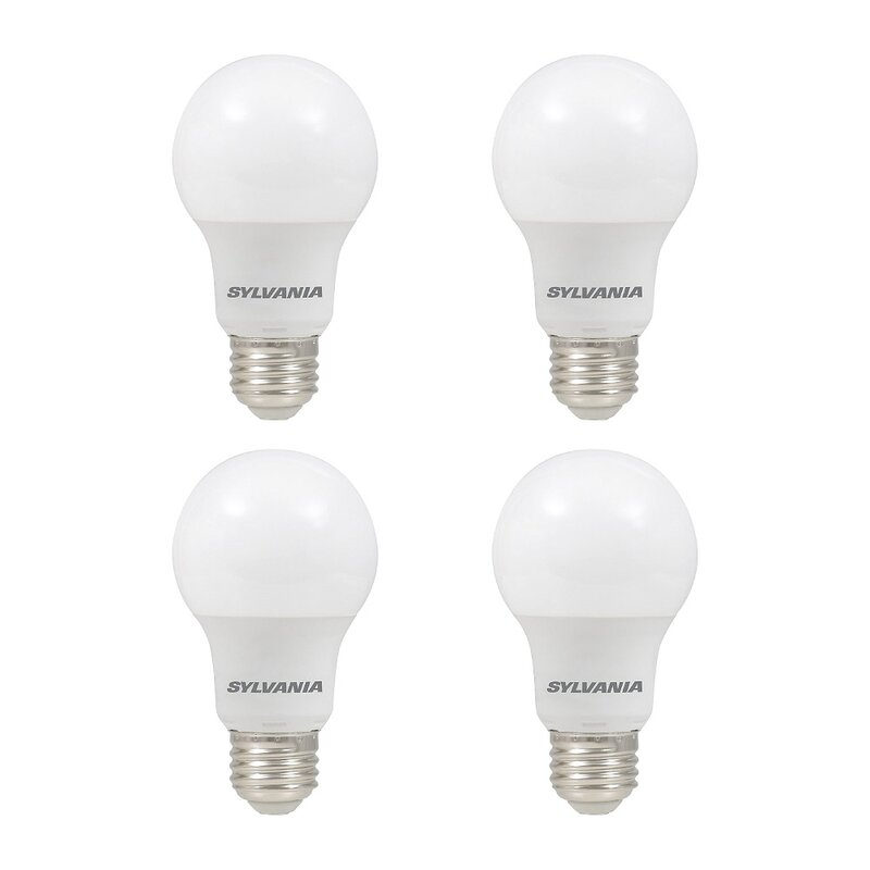 Sylvania 6 Watt(40 Watt Equivalent), A19 LED, Non ...