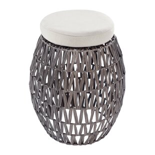 Longfellow Stool By Beachcrest Home