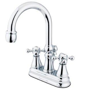 Kingston Brass Centerset Bathroom Faucet Image