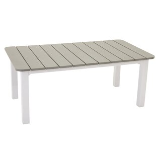 Akia Aluminium Dining Table By Sol 72 Outdoor