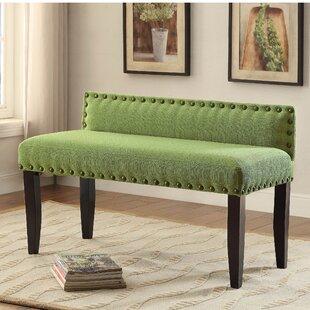 Alcott Hill Faiths Upholstered Bench