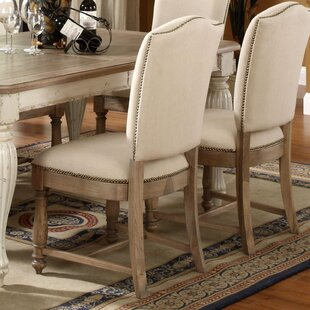 Margate Upholstered Dining Chair (Set of 2) Three Posts