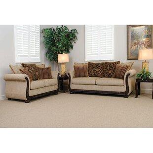 A&J Homes Studio Rachell Configurable Living Room Set