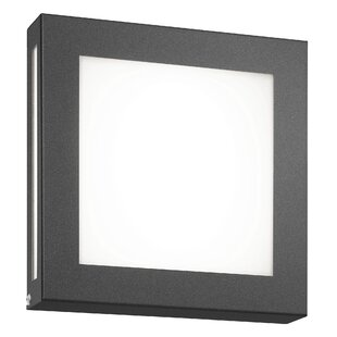LED Outdoor Armed Sconce By CMD