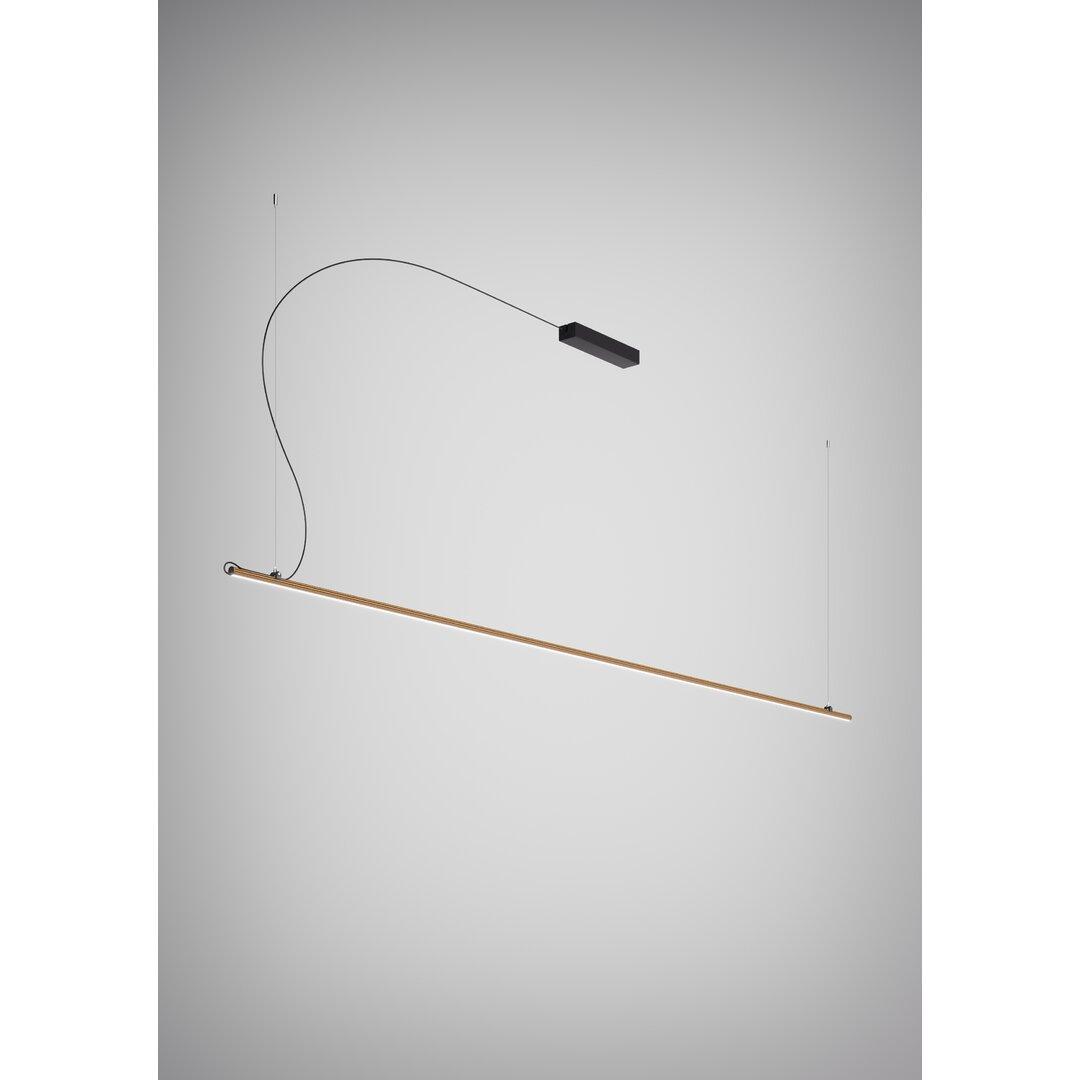 Freeline 1-Light LED Single Pendant