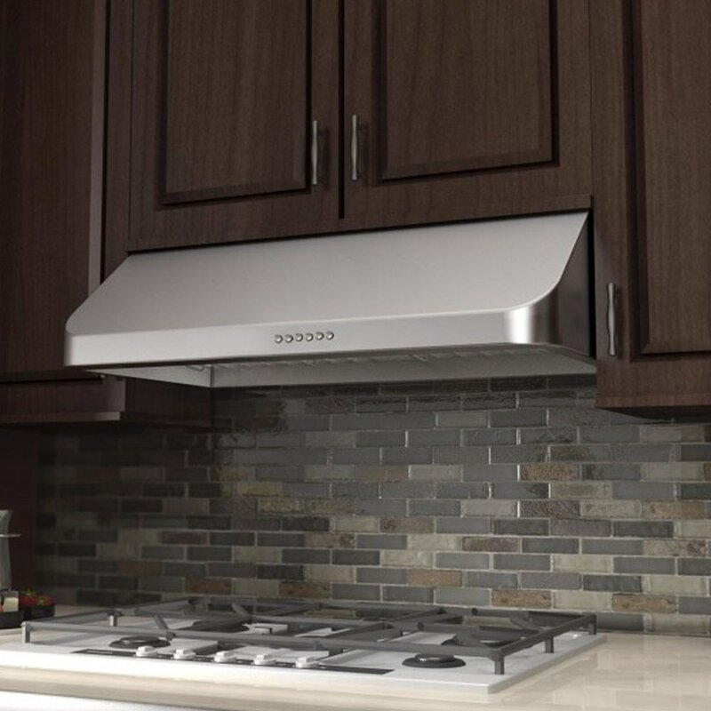 Zline Kitchen And Bath 48 900 Cfm Under Cabinet Range Hood