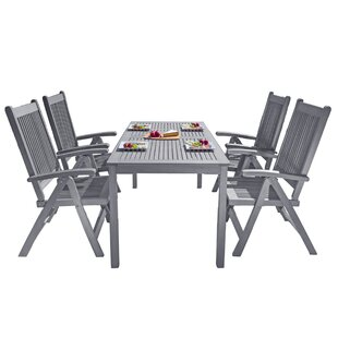 Matoury 5 Piece Dining Set