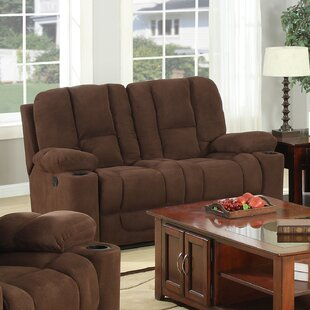 Flair Brampton Reclining Loveseat