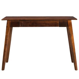 Reviews Spurlock Solid Wood Console Table ByMillwood Pines