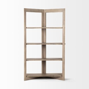 Ringo Corner Bookcase by Foundry Select