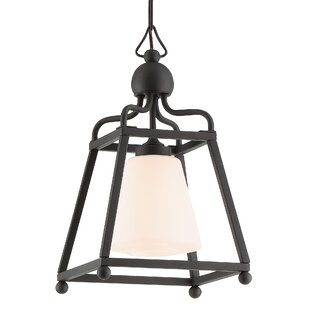 Purchase Barnaby 1-Light Outdoor Pendant By Darby Home Co
