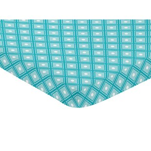 Great Price Mod Elephant Mini Fitted Crib Sheet BySweet Jojo Designs