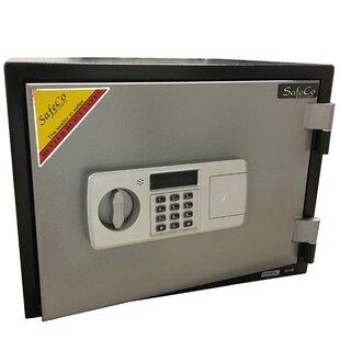 SafeCo SafeCo HS35-ET Home Fireproof Safe