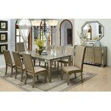 Coronel Solid Wood Dining Table by Mercer41