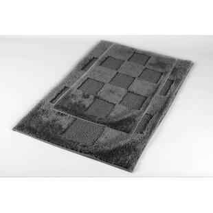 Muldrow Checkered 2 Piece Bath Rug Set