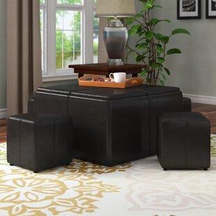 Awesome Turner 5 Piece Coffee Table Set Creativecarmelina Interior Chair Design Creativecarmelinacom