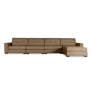 Brayden Studio Brose Sectional