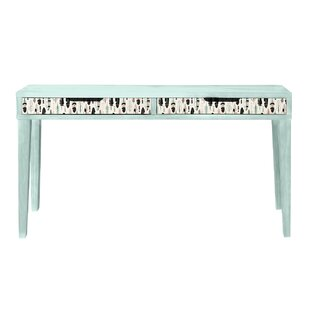 Feathers 115cm W Writing Desk By Zoomie Kids