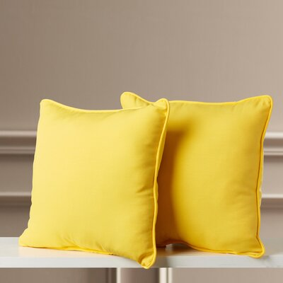 Fresco Indoor Outdoor Throw Pillow Pillow Perfect