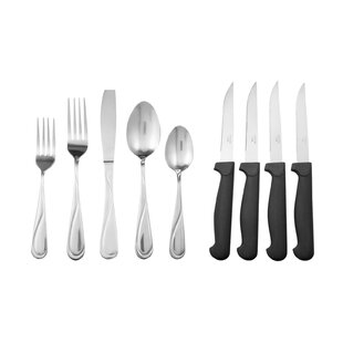 Kaufmann 24 Piece Flatware Set, Service for 4