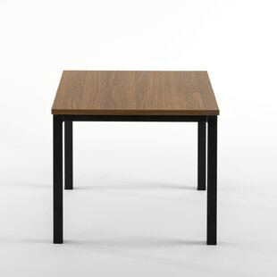 Look for Walser Steel Frame End Table By Wrought Studio