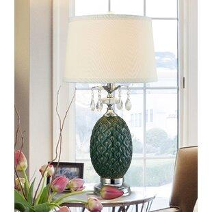 Maxie Crystal 28.5 Table Lamp