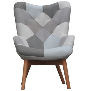 Katherine Lounge Chair By Corrigan Studio