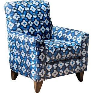 Hobartville Contemporary Armchair by Latitude Run