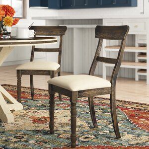 Ladder Back Dining Chairs Second-hand