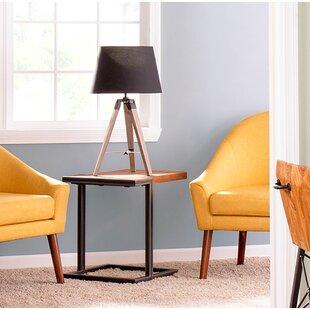 Silvera 27 Tripod Table Lamp