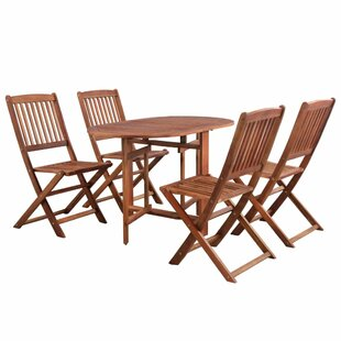 Forsythe 4 Seater Dining Set By Sol 72 Outdoor