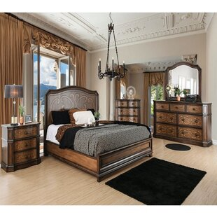 Bedolla Queen 4 Piece Bedroom Set by Darby Home Co