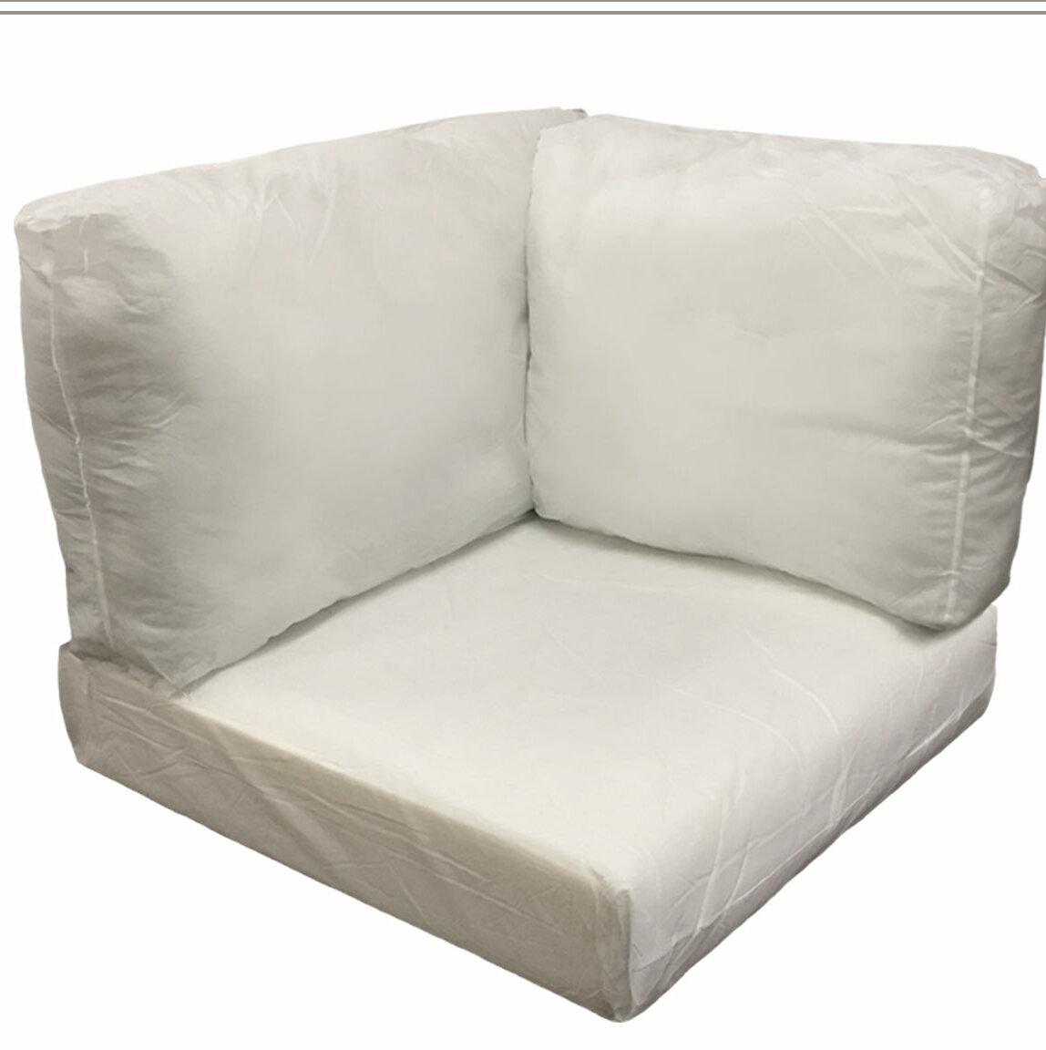 Highland Dunes Lexington Indoor Outdoor 5 Piece Replacement Cushion Set Wayfair