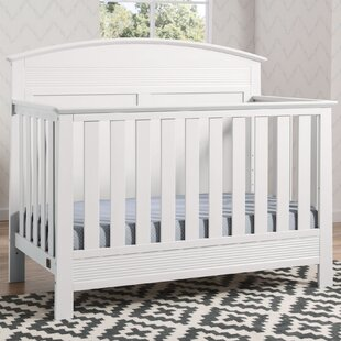 Reviews Ashland 4-in-1 Convertible Crib By Serta