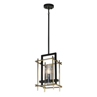 Thoman 1-Light Foyer Pendant by Brayden Studio