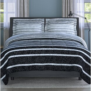 Wiggs Stripe Comforter Set