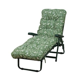 Farallones Sun Lounger With Cushion Image