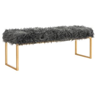Fernando Upholstered Bench By Canora Grey