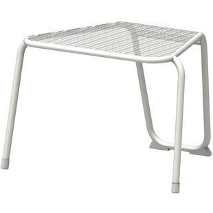 Pawnee Steel Mesh Bistro Table By Sol 72 Outdoor