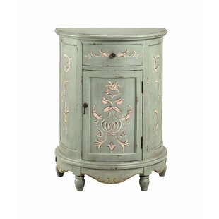 Belisle Half Circle Accent Cabinet By Ophelia & Co.