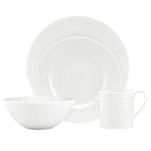 Wickford 4 Piece Place Setting, Service for 1