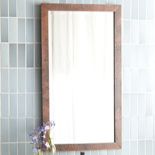 Compare & Buy Milano Bathroom Mirror By Native Trails, Inc.