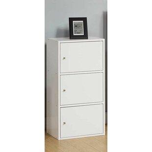 Noack 3 Door Accent Cabinet by Ebern Designs