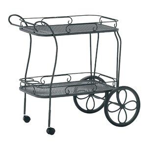 Tea Bar Cart by Woodard