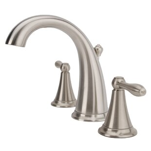 Fontaine by Italia Montbeliard Widespread Lever Handle Bathroom Faucet