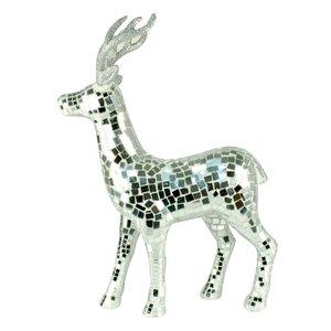 Mosaic Standing Deer