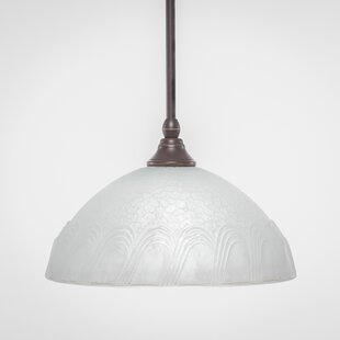 Winston Porter Weatherford 1-Light Mini Pendant