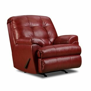 David Manual Rocker Recliner by Simmons Upholstery Latitude Run