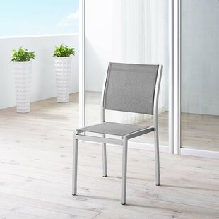 Coline Patio Dining Chair by Orren Ellis