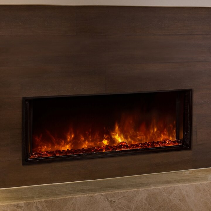 Modern Flames Landscape Full View Series Wall Mount Electric